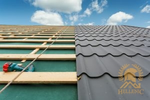 Metal Shingle Roofing
