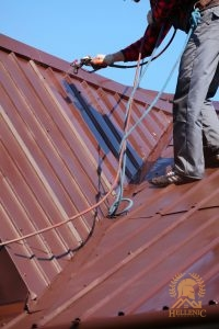 Polyurea Roof Coatings