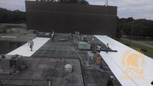 Epdm Roofing In Spring Tx