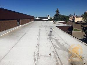 Office Building Roof Repair